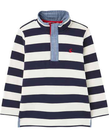 Tom Joule Applique Sweatshirt CAPTAIN blue 213731-NVYCRMSTRP