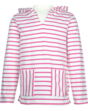 Tom Joule Hooded Sweatshirt ASTBURY white-pink 206740