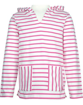 Tom Joule Hooded Sweatshirt ASTBURY white-pink 206740
