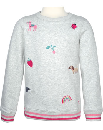 Tom Joule Sweatshirt MACKENZIE grey icons 212053