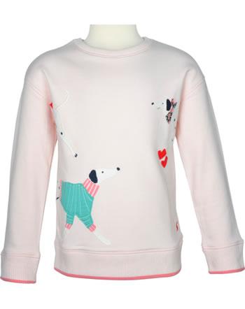 Tom Joule Sweatshirt TIANA pink dalmatiner 213657