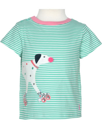 Tom Joule T-Shirt Kurzarm ASTRA green dog 213687