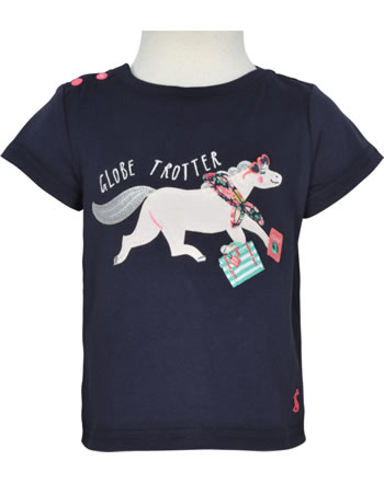 Tom Joule T-Shirt Kurzarm ASTRA navy horse 213687