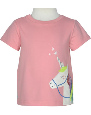 Tom Joule T-Shirt manches courtes pink unicorn 213687