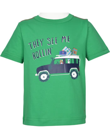 Tom Joule Shirt manches courtes BEN green jeep 207797