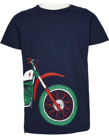 Tom Joule Shirt manches courtes BEN navy motorbike 207892