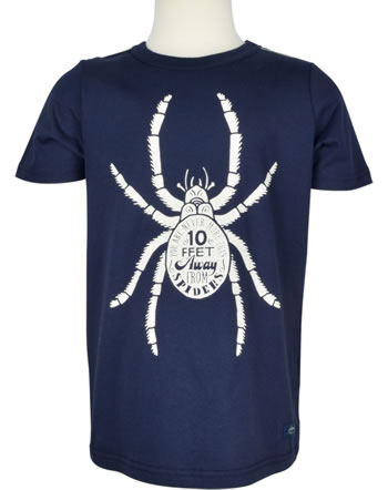Tom Joule T-Shirt Kurzarm BEN SPINNE navy spider 203193