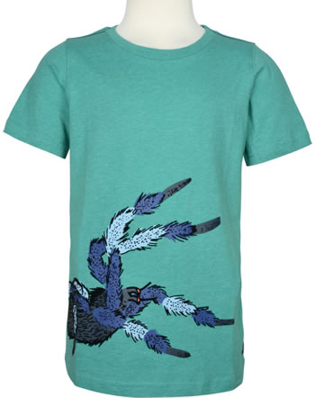Tom Joule T-Shirt Kurzarm FINLAY green spider 212285