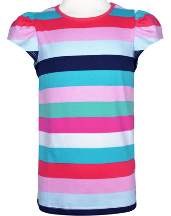 Tom Joule Shirt manches courtes FLUTTER pink multistripe 206754