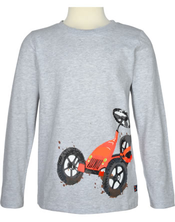 Tom Joule T-Shirt manches longues ACTION grey karting 212292