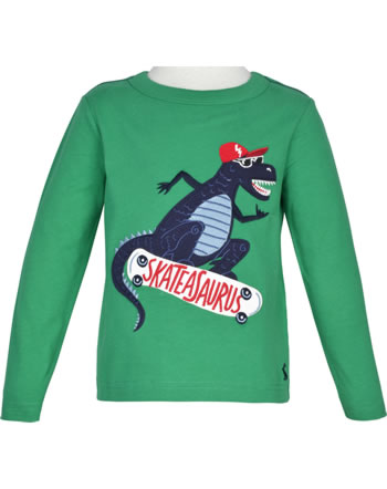 Tom Joule Applique Shirt manches longues JACK green Skateasaurus 207796