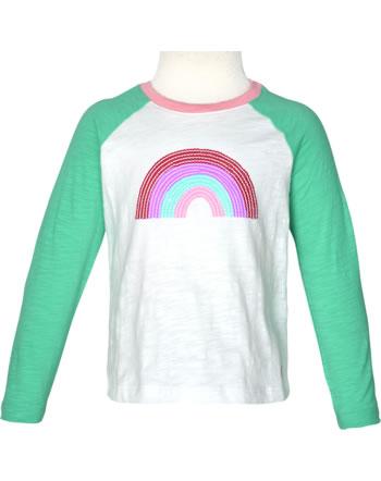 Tom Joule T-Shirt manches longues LORNA green rainbow 213602