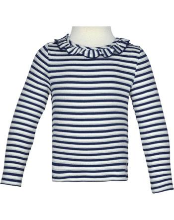 Tom Joule T-Shirt Langarm MURIEL navysilverstripe 210312-NVYSI