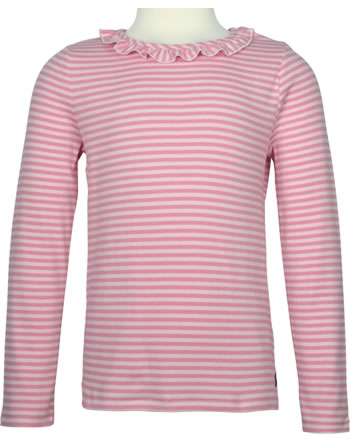 Tom Joule T-Shirt manches lounges MURIEL pinkstripe 210312-PINKS