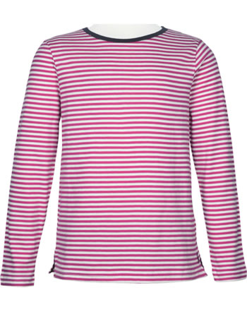 Tom Joule T-Shirt long sleeve PASCALE pink stripe 213527-PNKWHTSTRP