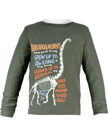 Tom Joule T-Shirt manches longues RAYMOND GLOW IN THE DARK green dino 210641