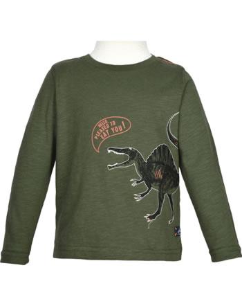 Tom Joule T-Shirt long sleeve RAYMOND GLOW IN THE DARK green dino 215198