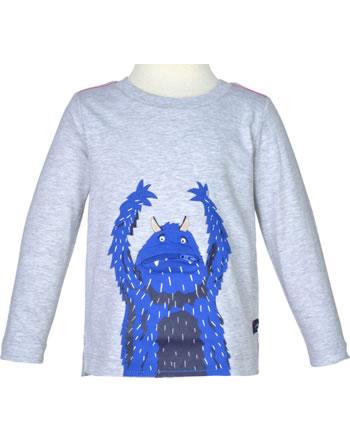 Tom Joule T-Shirt long sleeve ZIPADEE grey monster 215203