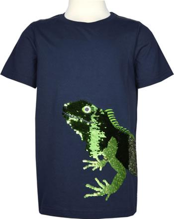 Tom Joule T-Shirt paillettes manches courtes CULLEN navy iguana 212276