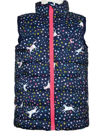 Tom Joule Gilet réversible FLIP IT navy unicorn 210568