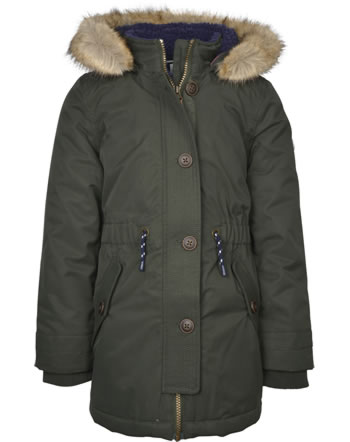 Tom Joule Weatherproof jacket wth hood ALIX everglade 214828