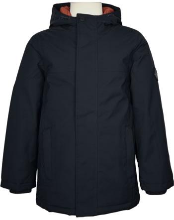 Tom Joule Weatherproof jacket wth hood marine navy 215355