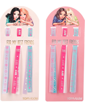 TOPModel Armband-Set - Wear your Wishes BFF