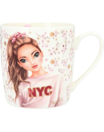 TOPModel mug in gift box CITY FLOWERS 10376