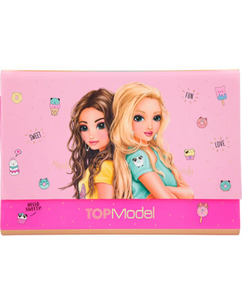 TOPModel Briefpapier in Fächermappe A5 CANDY CAKE 11238