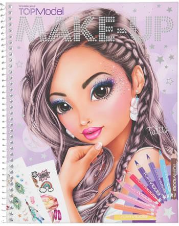 TOPModel Create your TOPModel Make Up Painting book Talita 10728/B