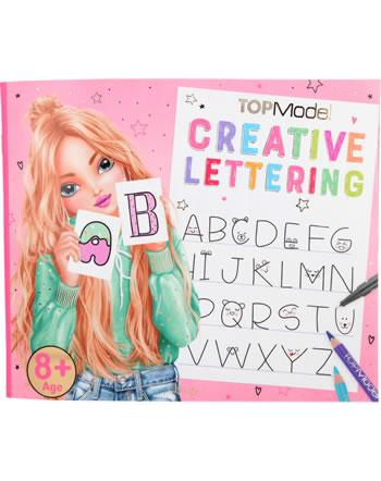 TOPModel Creative Lettering Christy