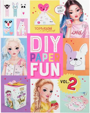 TOPModel DIY Paper Fun Book Vol. 2
