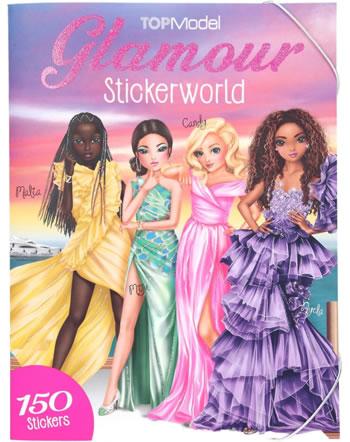 TOPModel Glamour Stickerworld 11469