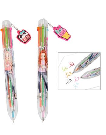 TOPModel Kugelschreiber mit 6 Farben 10560/B