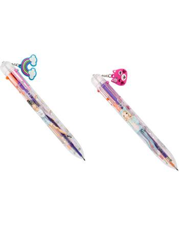TOPModel Kugelschreiber mit 6 Farben