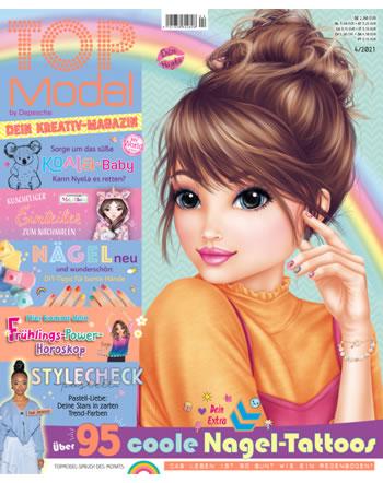 TOPModel Magazine Avril 2021 - Version allemande