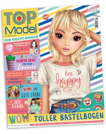 TOPModel Magazin Mai 2021