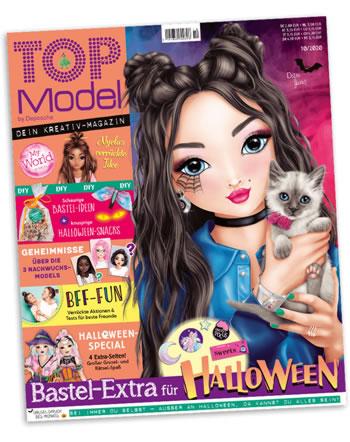 TOPModel Magazin Oktober 2020