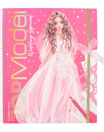 TOPModel painting book Create your TOPModel Wedding Special Lexy 11491
