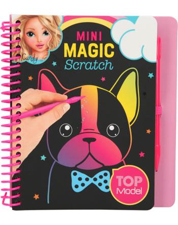TOPModel Malbuch Mini Magic Scratch