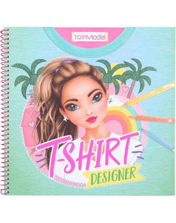 TOPModel livre à colorier Tee-shirt Designer Hayden 11502