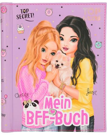 TOPModel Mein BFF-Buch - Beste-Freundinnen-Buch Christy und Janet 11241