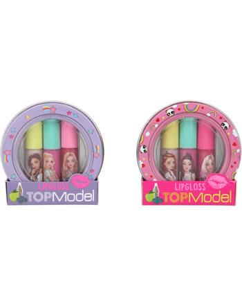 TOPModel Mini-Lipgloss-Set 3 Stück in der Dose 11332