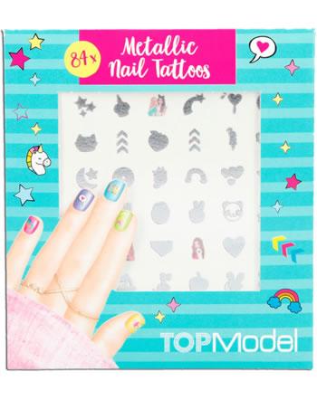 TOPModel Nail Tattoos Candy