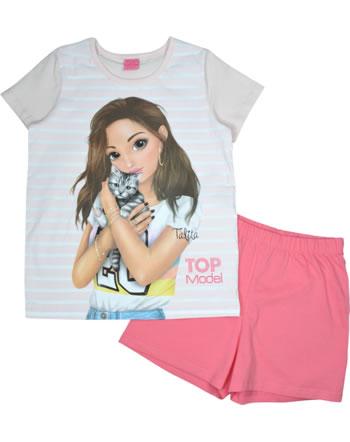 TOPModel Pyjama Kurzarm TALITA  barely pink 98829-808