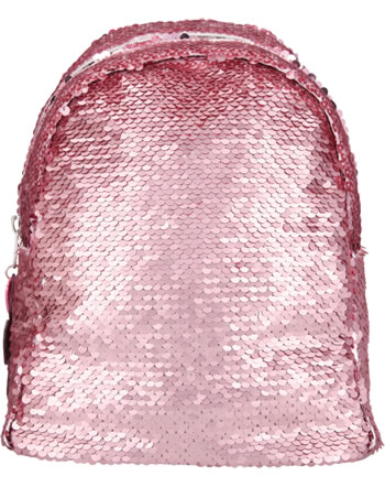 TOPModel Rucksack Fantasy Model BALLETT Streich-Pailletten rosa