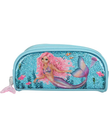 TOPModel Schlampertasche Fantasy Model MERMAID blau
