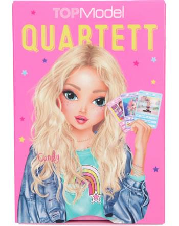 TOPModel Spielkarten Quartett Candy
