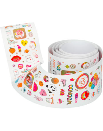 TOPModel Sticker Rolle