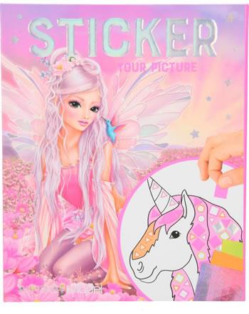 TOPModel Sticker your Picture Fantasy Model 11122